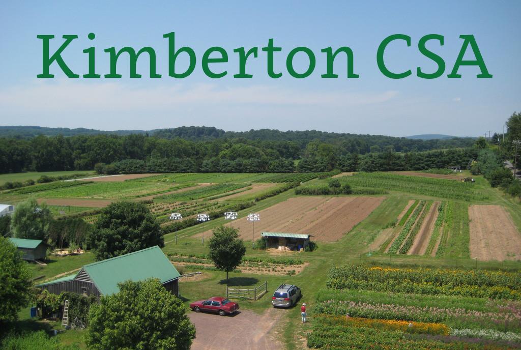 Kimberton CSA E-newsletter