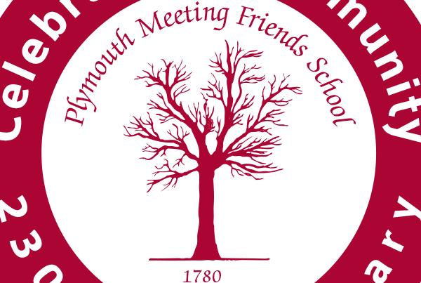PMFS Anniversary Logo