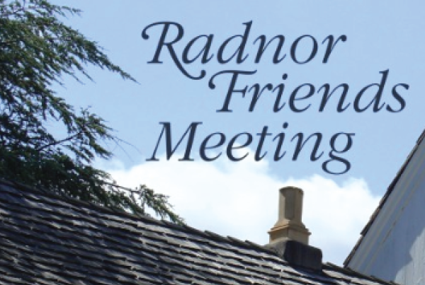 Radnor Friends Meeting Website