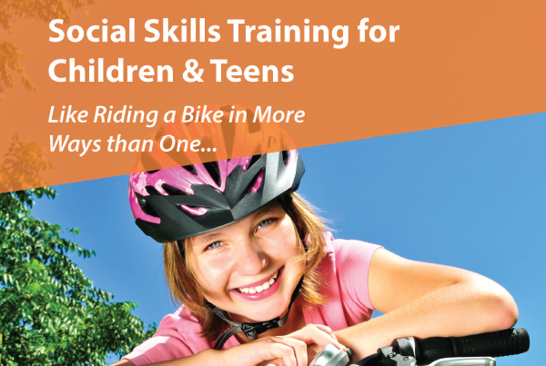 Social Skills Training Brochure