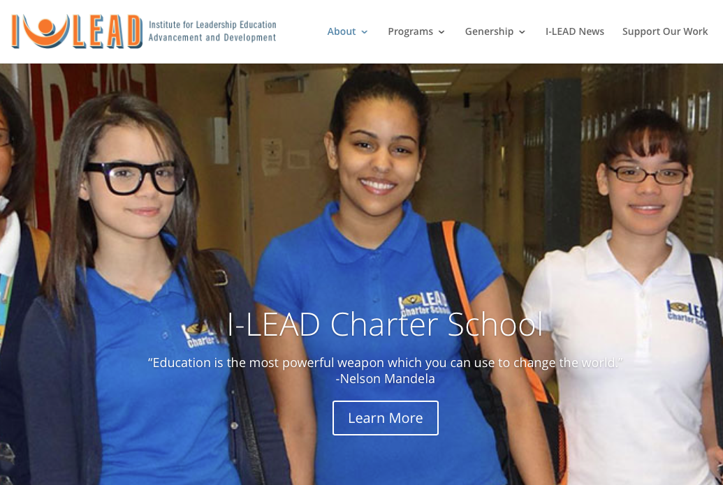 I-LEAD, Inc. Website