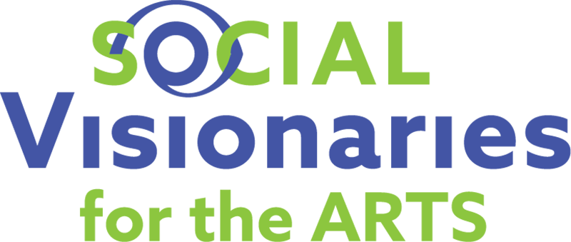 Social Visionaries for the Arts logo