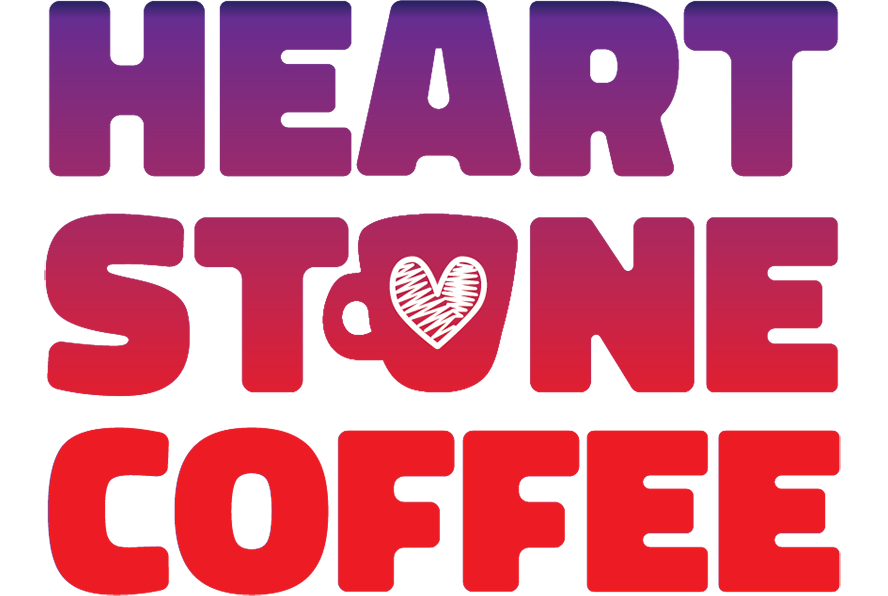 Heart Stone Coffee Logo