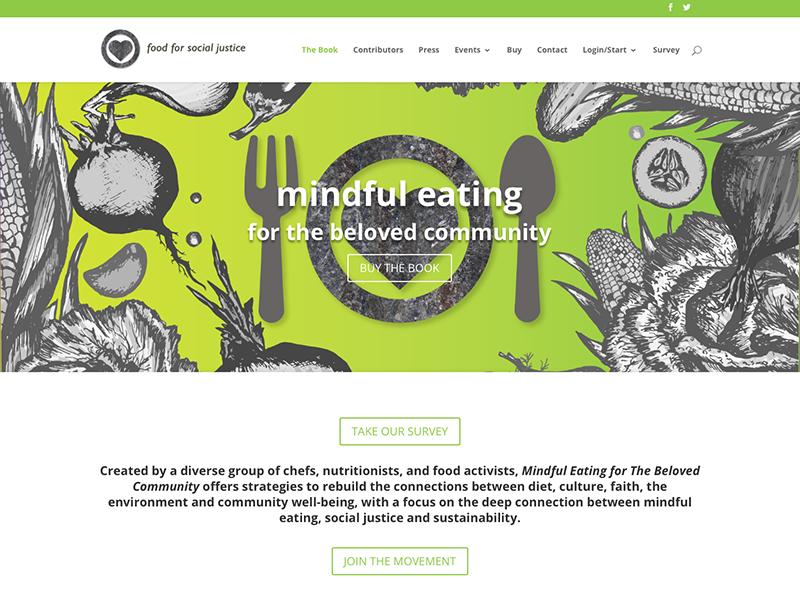 Beloved Mindful Eating home page